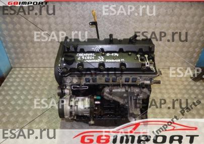 Двигатель KIA CARNIVAL 2.9 CRDI   J3 + насос проверен Дизельный