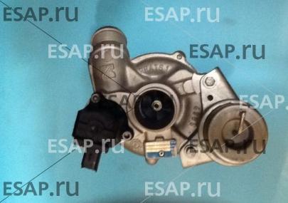 Турбина  Peugeot 207 3008 308 508 1.6 THP 156KM