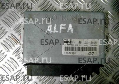 ALFA ROMEO БЛОК УПРАВЛЕНИЯ ДВИГАТЕЛЕМ 0261204480