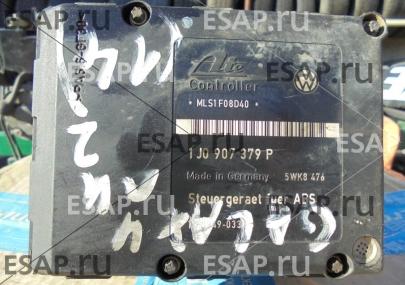 БЛОК АБС   1J0907379P FORD GALAXY MK2 1.9 TDI