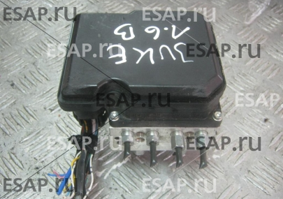 БЛОК АБС    47660BX80A Nissan Juke 1.6