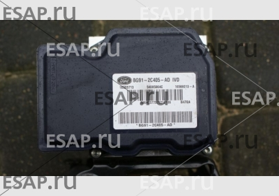 БЛОК АБС   Ford Mondeo, S-MAX BG91-2C405-AD IVD