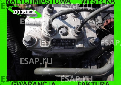 БЛОК АБС   Nissan Primera P10 2.0 16V 0265201035