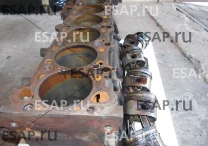 Двигатель блок цилиндров toki  ORI 134 tys  BMW E 34 2,5 VANOS UNIKAT Бензиновый