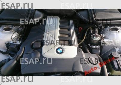 Двигатель BMW E39,E38,E46,X5  3.0D M57 184KM,комплектный Дизельный