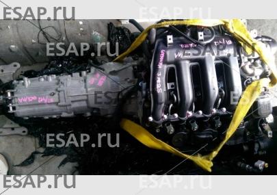 Двигатель BMW E90 E87 M47 2.0D 143km 118d  + SKRZYNIA Дизельный