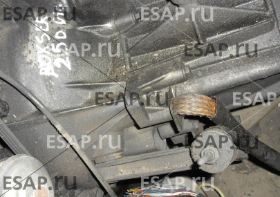Двигатель BOXER JUMPER CITROEN 2.5 D SKRZYNIA BIEG Бензиновый