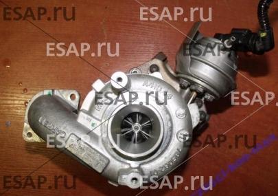 Турбина CITROEN PEUGEOT 1.6 eHDI 9686120680