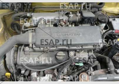 "Двигатель  0,8 DAIHATSU CUORE ""98 год,. Бензиновый"