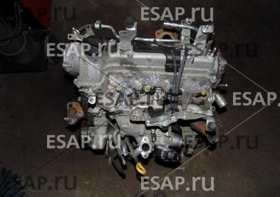 Двигатель  1.4 D4D TOYOTA AURIS YARIS COROLLA Дизельный