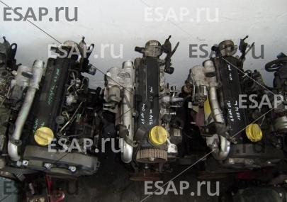 Двигатель  1.5 DCI K9K RENAULT CLIO II , FV Дизельный