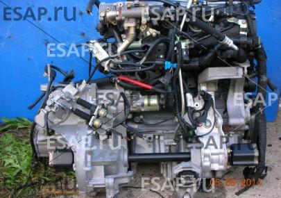 Двигатель   1.9 JTD  LANCIA   LYBRA Дизельный