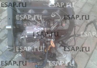 Двигатель  1.9 TDI AFN 110KM PASSAT B5 AUDI A4 A6 C5 Дизельный