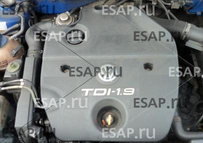 Двигатель  1.9 TDI AGR VW BORA GOLF IV SKODA OCTAVIA и Дизельный