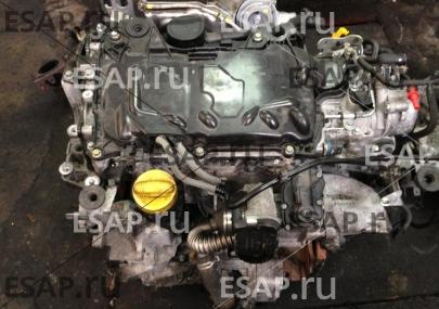 Двигатель  2.0 DCI M9 год, RENAULT ESPACE IV  FV Дизельный