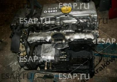 Двигатель  2.2 TID SAAB 9-3 2.2 TID 5D 98-02 KRAK Дизельный