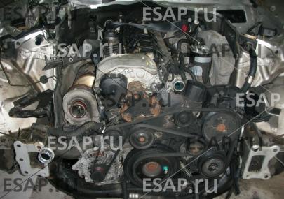Двигатель  3.2 CDI MERCEDES W211 W203 SPRINTER 150 TY Дизельный