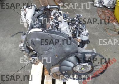 Двигатель  Audi A4,  VW Passat 1.9 TDI 110KM 1998r AFN Дизельный