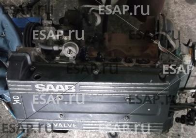 Двигатель  B202S SAAB 900 2.0T 73ty krak Бензиновый