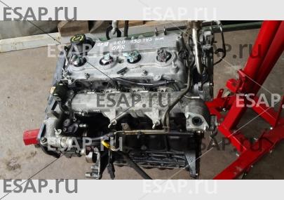 двигатель БЕЗ НАВЕСНОГО ОБОРУДОВАНИЯ блок цилиндров MAZDA 6 5 2.0D RF7J 06-10 год, 130T