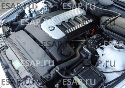 Двигатель  BMW E39 525d 163km M57 M57d25 Дизельный