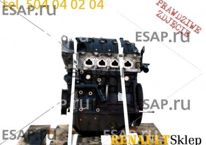 Двигатель  D4F 740 722 CLIO II III MODUS 1.2 16V 75KM Бензиновый