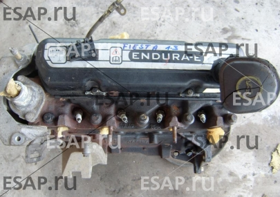 Двигатель  Ford Fiesta 1.3i JJA ENDURA-E Бензиновый