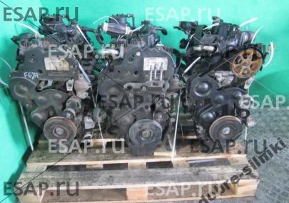 Двигатель  FORD PEUGEOT CITROEN 1.4 TDCI F6JA WYPRZ Дизельный