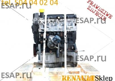 Двигатель  K9K 768 RENAULT CLIO III MODUS 1.5 DCI 68KM Дизельный