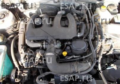 Двигатель  комплектный 1WZ TOYOTA COROLLA E11 1.9D 00-02 Дизельный