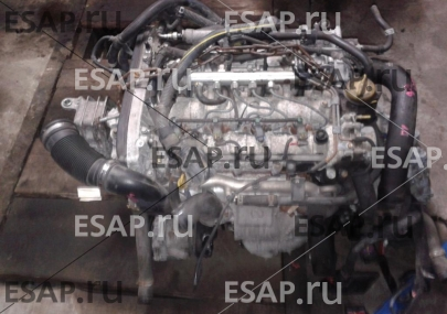 Двигатель  комплектный do Saab 9-3 Vectra C 1.9 TID 150K Дизельный