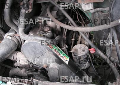 Двигатель  LUBLIN 2.4D IDEA JAZDA PR Дизельный