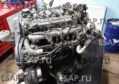 Двигатель  Mazda 6 2.0D 2.0 D RF7J RF5C Дизельный