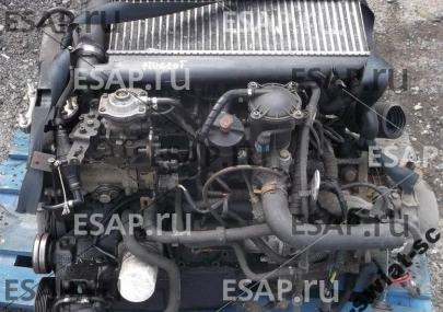 Двигатель  PEUGEOT 406 306 XSARA 1.9 TD D8A Дизельный