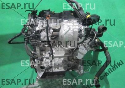 Двигатель  PEUGEOT CITROEN 1.6 E HDI 10JBET KONIN 2011 Дизельный