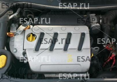 Двигатель  RENAULT LAGUNA SCENIC ESPACE 2.0 16V F4 Бензиновый