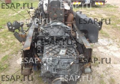 Двигатель  RENAULT PREMIUM 420 DCI комплектный Дизельный