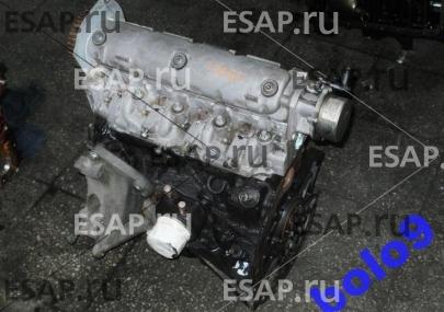 Двигатель  Renault Trafic Vivaro 1.9 DCI F9K 04r W-WEK Дизельный