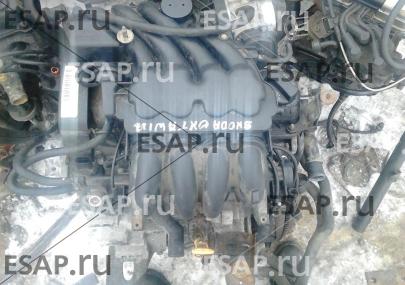 Двигатель  Skoda Octavia 1.6 B, 8V, 101KM ozn.- AKL Бензиновый