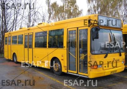 Двигатель  , skrzynia automat do autobusu volvo B10 Дизельный