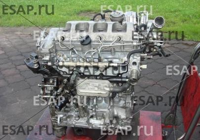 Двигатель  TOYOTA 2AD 2,2 D4D D-CAT 06-  MONTA GRATIS Дизельный
