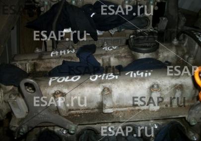 Двигатель  VOLKSWAGEN POLO 1.4 16V AHW Бензиновый