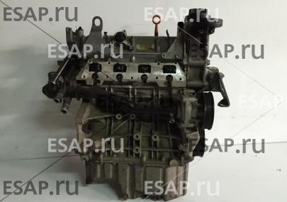 Двигатель  VW GOLF 5 V PASSAT B6 SKODA 1.6 FSI BLF 05r Бензиновый