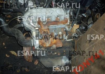 Двигатель FIAT DUCATO 2.5 TD  Дизельный