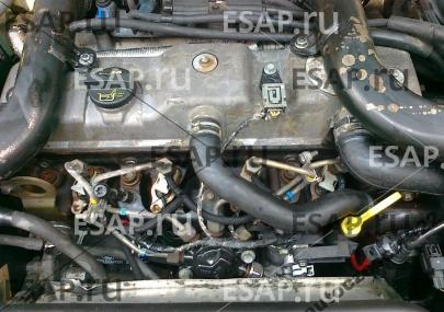 Двигатель FORD FOCUS MK1 CONNECT  1.8 TDCI 100KM 115KM Дизельный