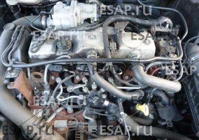 Двигатель Ford Mondeo MK4 1.8 TDCI GALAXY S-MAX  Дизельный