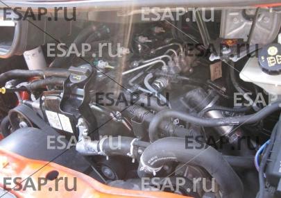 Двигатель FORD TRANSIT  2,4TDCI 115ps 06r-11r Дизельный