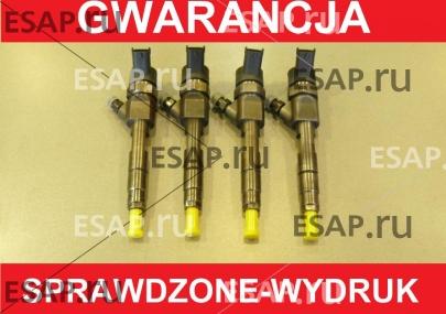 Форсунка  E 1.9 DCI 120KM RENAULT 0445110110B