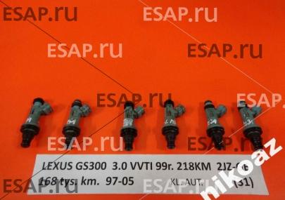 Форсунка LEXUS GS 300 3.0 VVTI 99 218KM