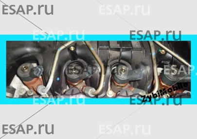 Форсунка PEUGEOT 206 207 307 1.6 HDI